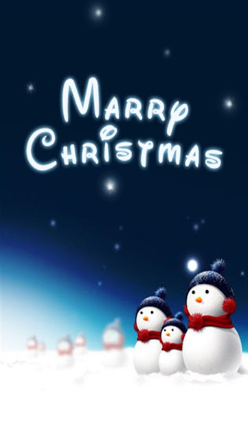 Merry Christmas Holiday-640x1136 wallpapers