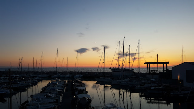 torre san vincenzo tramonto