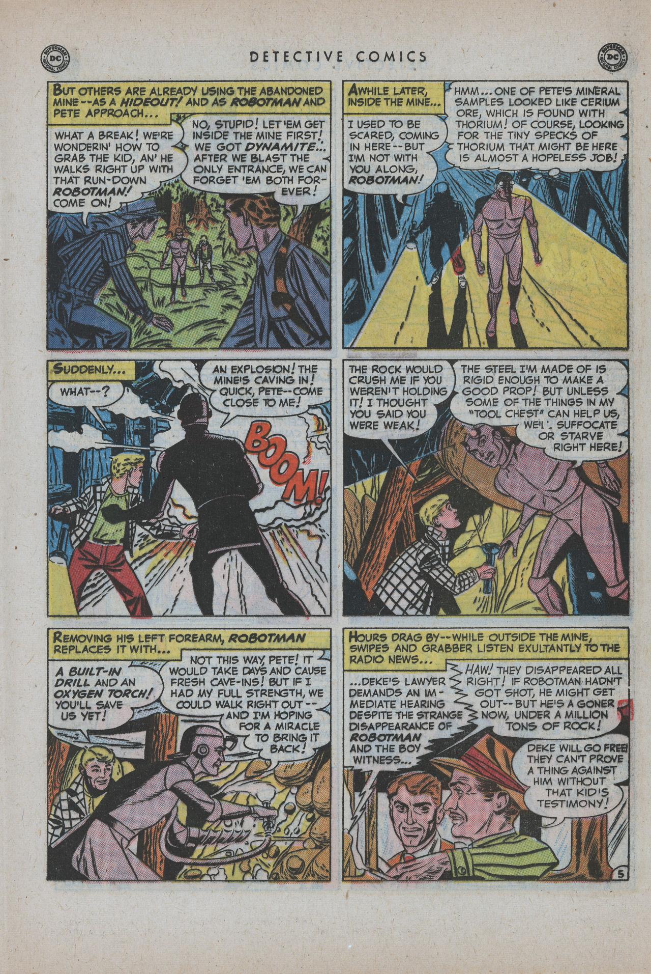 Detective Comics (1937) 171 Page 30