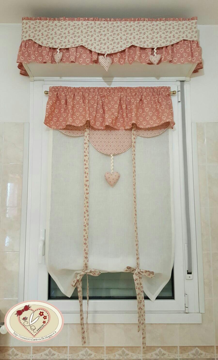 Le creazioni di antonella che bello quando la cliente for Suo e suo bagno