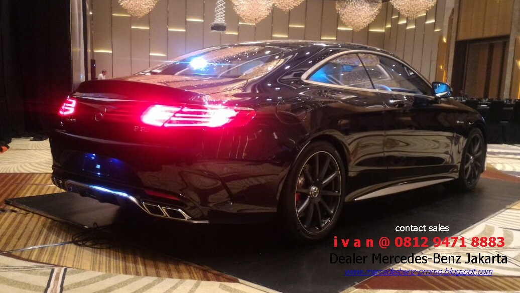 Spesifikasi mercedes benz s class s63 amg coupe 2016 for Mercedes benz service b coupons 2017