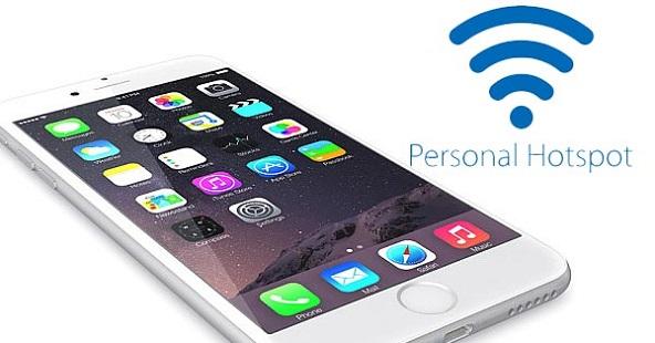 Cara Membuat Personal Hotspot di iPhone