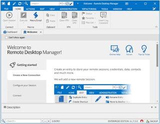 Remote Desktop Manager Enterprise key