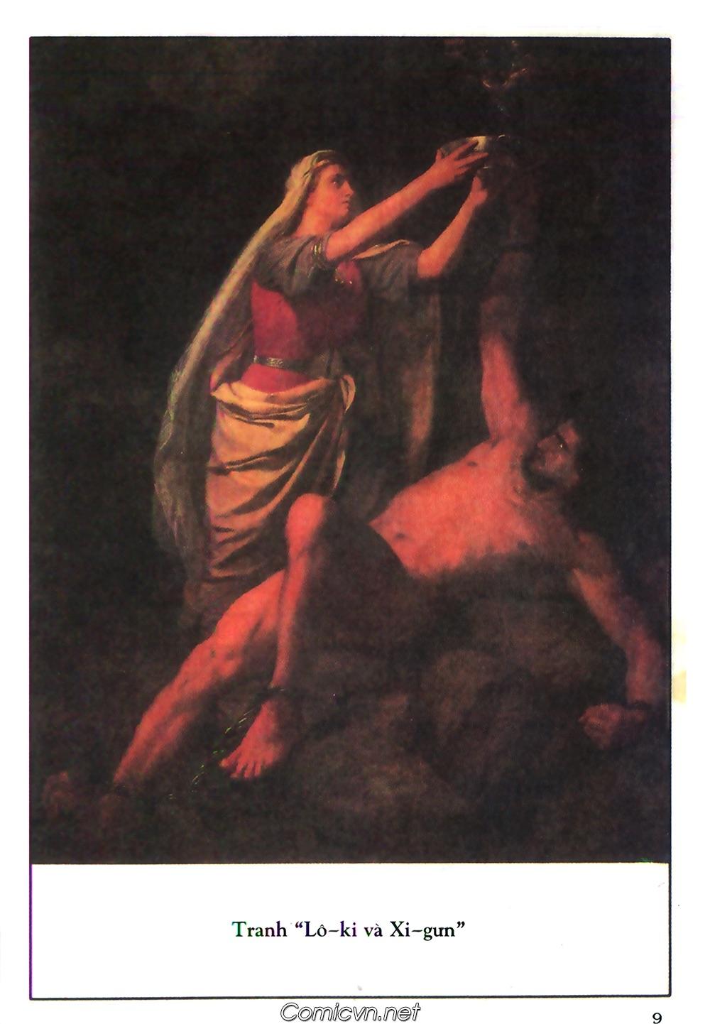 Thần thoại Bắc Âu - Chapter 48: Cuộc chiến Ragnarok - Pic 10