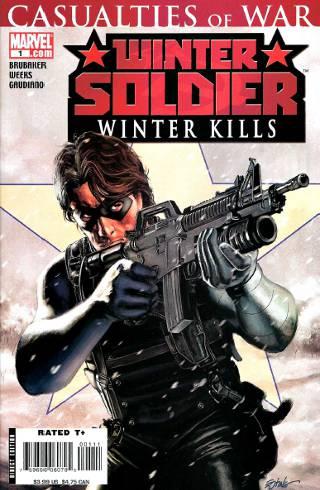 Civil War: Winter Soldier Winter Kills PDF