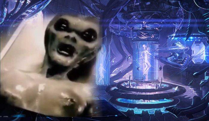 Περιοχή 51: κυκλοφόρησε ένα απίστευτο βίντεο που δείχνει έναν εξωγήινο στο εργαστήριο στη βάση S4