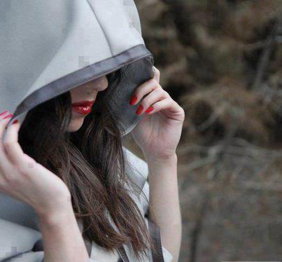 Awesome DP For Girls With Hidden Faces