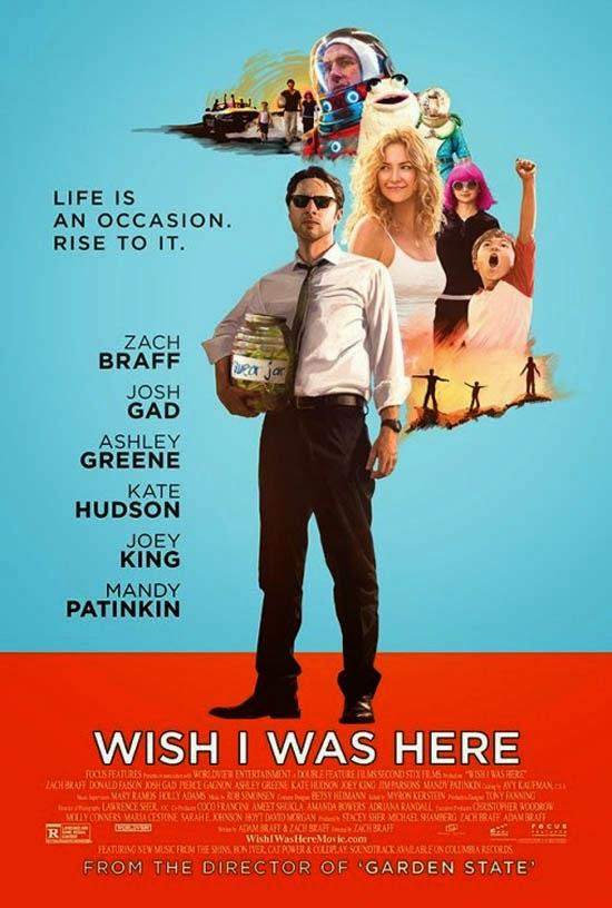 Ojalá estuviera aquí (2014)