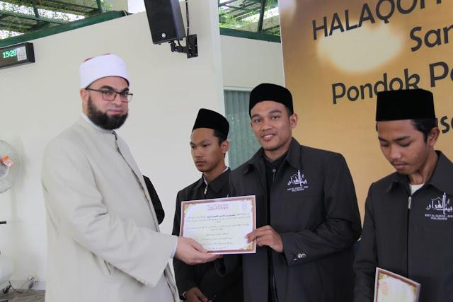 Mahasantri Ma'had Aly Raih Prestasi Tahfiz Tingkat Nasional
