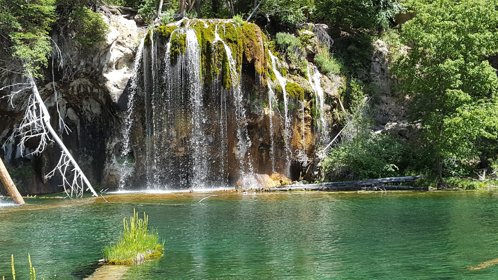 Fantastic Feathers Hanging Lake And Hot Springs Glenwood Springs