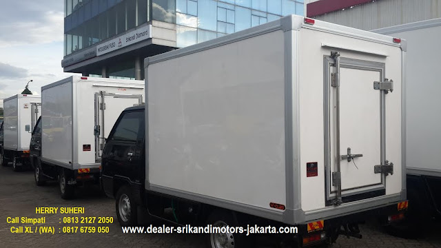 mobil box freezer pendingin - colt t120 ss - colt l300 - colt diesel - 2019
