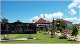 Tempat Wisata di Bengkulu Rumah Pengasingan Bung Karno