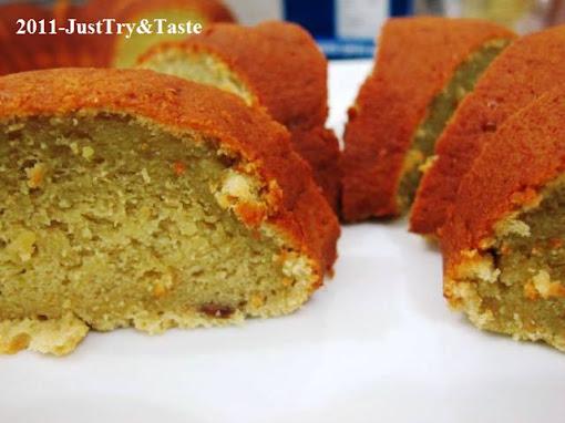 Resep Pound Cake Alpukat