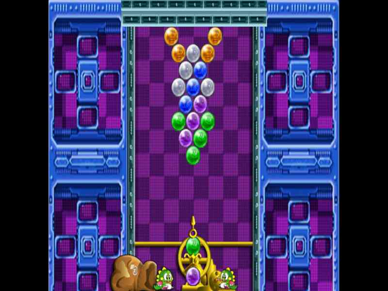 Features Of Puzzle Bobble