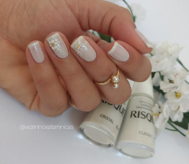 cristal + classic da risque