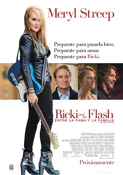 Ricki and The Flash Entre la Fama y la Familia online latino - Comedia dramática