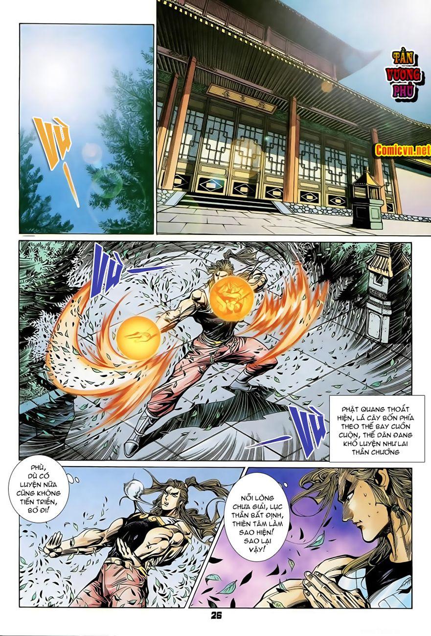 Đại Đường Uy Long chapter 72 trang 34