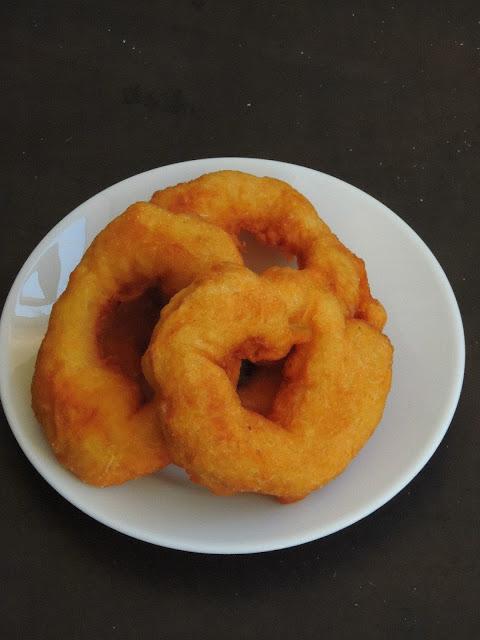 Moroccan Doughnuts, Sfenj