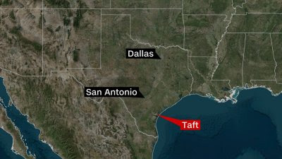 4 dead after shooting at toddler's birthday party in Taft, Texas