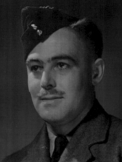 "Philip Halls ""Pip"" portrait in uniform"