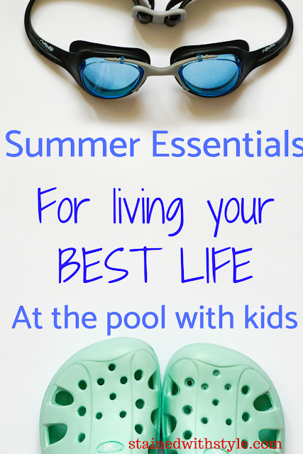 Essentials for you to live your best life this summer at the pool
