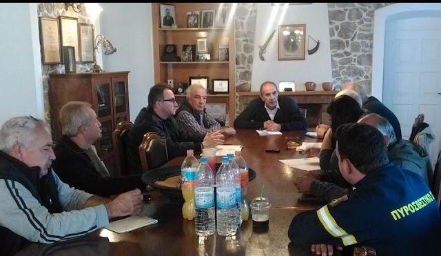 Σε ετοιμότητα ο Δήμος Ερμιονίδας σε ενδεχόμενη κακοκαιρία