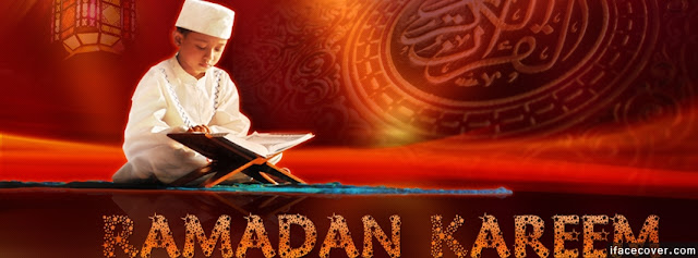 Special Ramadan Mubarak Facebook Cover Photo For Ramadan 2016