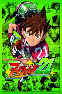 Eyeshield 21 Episode 01-145 [END] MP4 Subtitle Indonesia