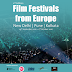 Film Festivals From Europe - Press Release