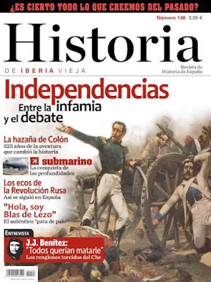 Revista Historia de Iberia Vieja Octubre 2017