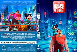 Ralph Breaks the Internet - Ralp rompe el Internet - Cover D