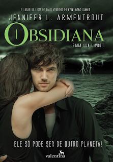 Resenha do livro Obsidiana