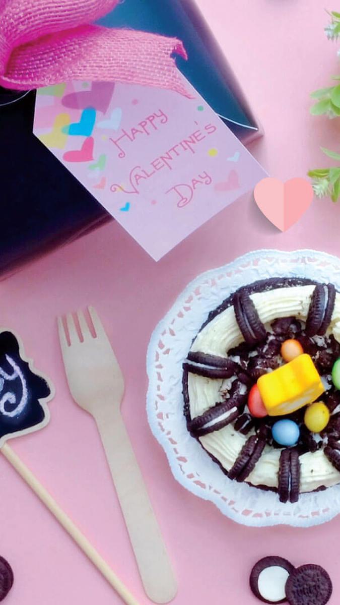 SayChiz Thematic Valentine card