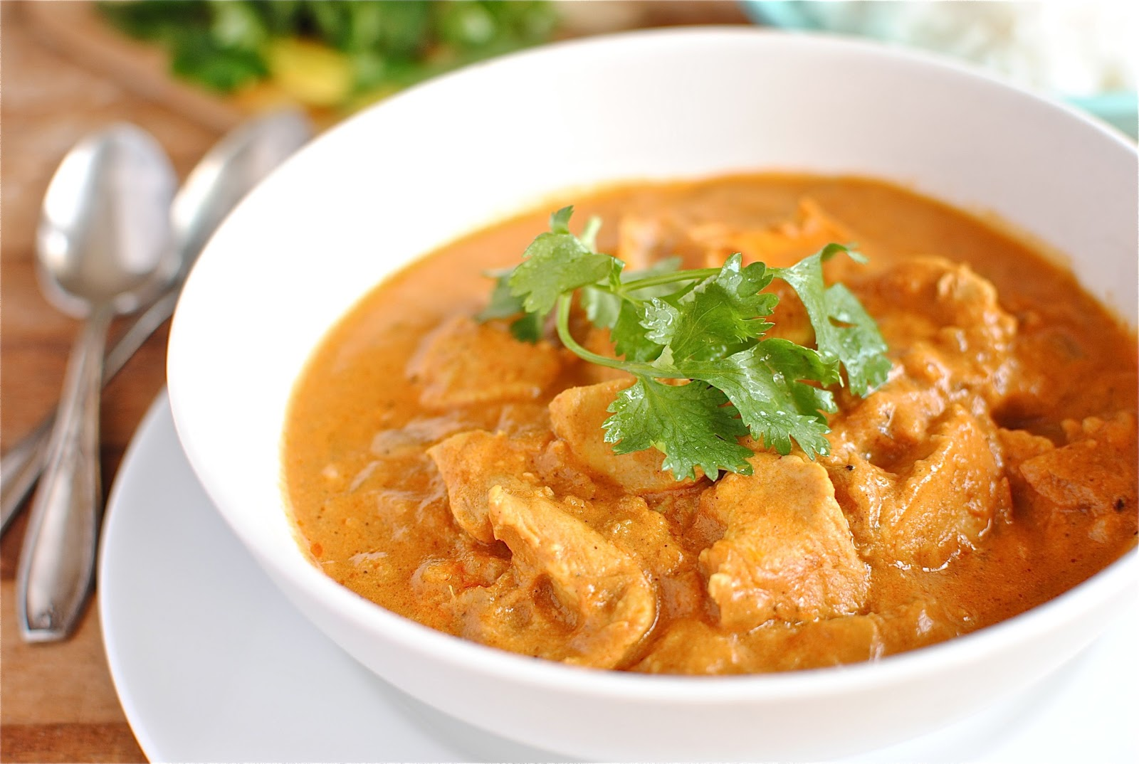How to make authentic indian butter chicken curry recipe ...