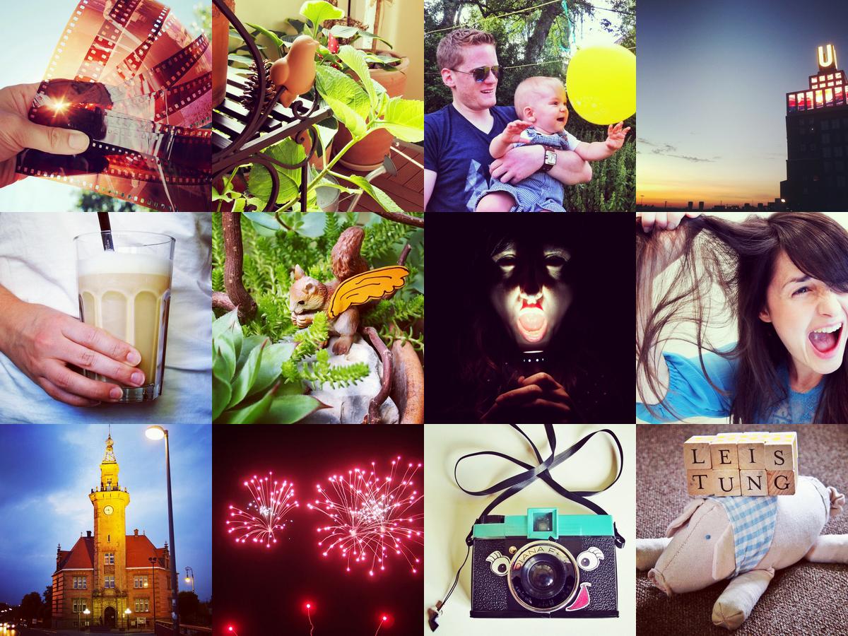 gelbe minze instagram