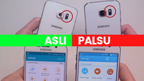 4 Cara Cek HP Samsung Asli atau Palsu dengan Sangat Mudah
