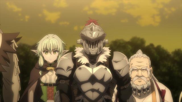 الحلقة الثالثة من Goblin Slayer مترجمة