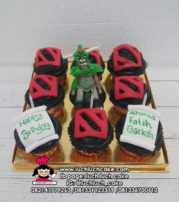 Cupcake Game DOTA