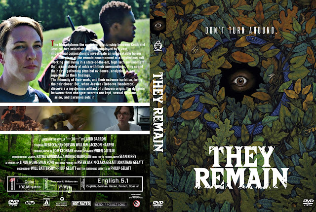 They Remain DVD Cover
