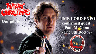 Time Lord Expo promo photo