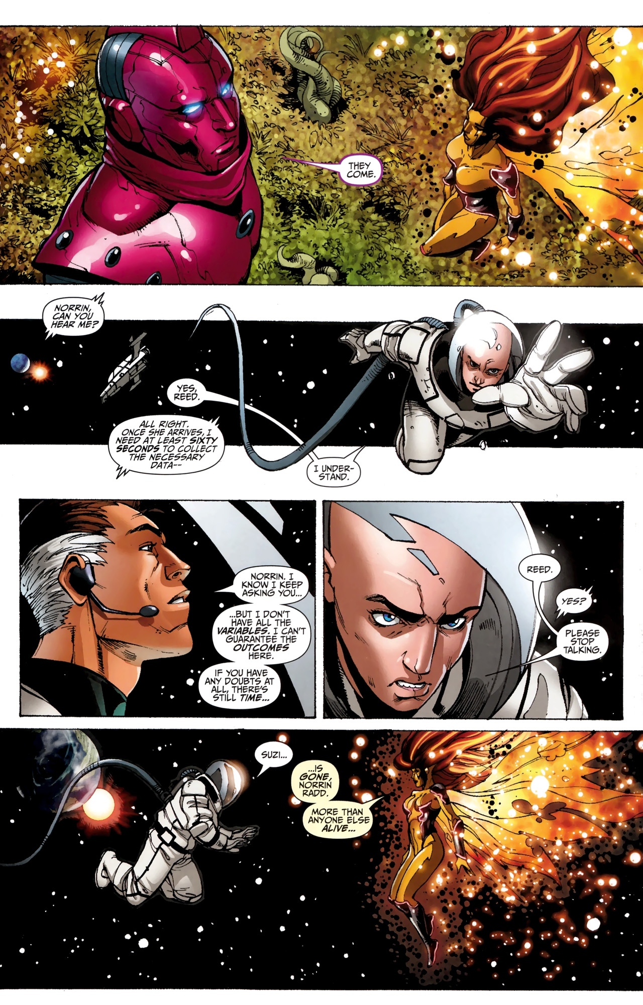 Read online Silver Surfer (2011) comic -  Issue #4 - 17