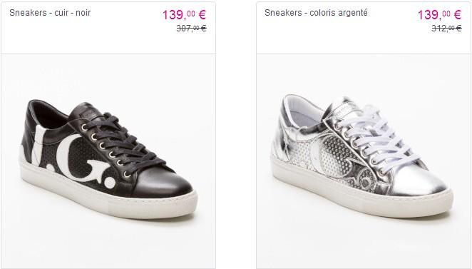 ... chaussures) et des sous vêtements. Certaines paires étaient déjà  présentes en octobre dernier chez Zalando Privé avec parfois des tarifs  moins chers ...