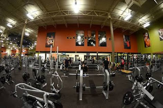 Gold's Gym : top 10 health clubs in the United States
