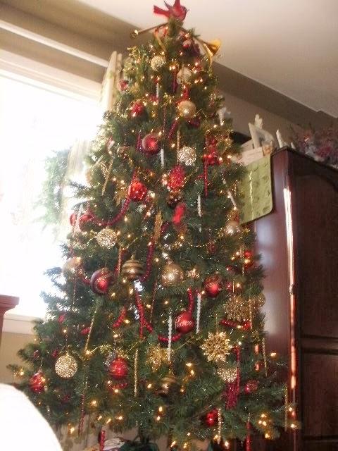 Christmas tree... Sparkle