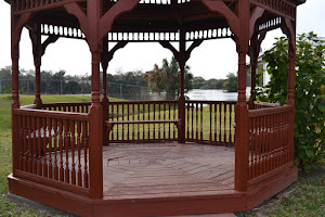Gazebo by the Lake