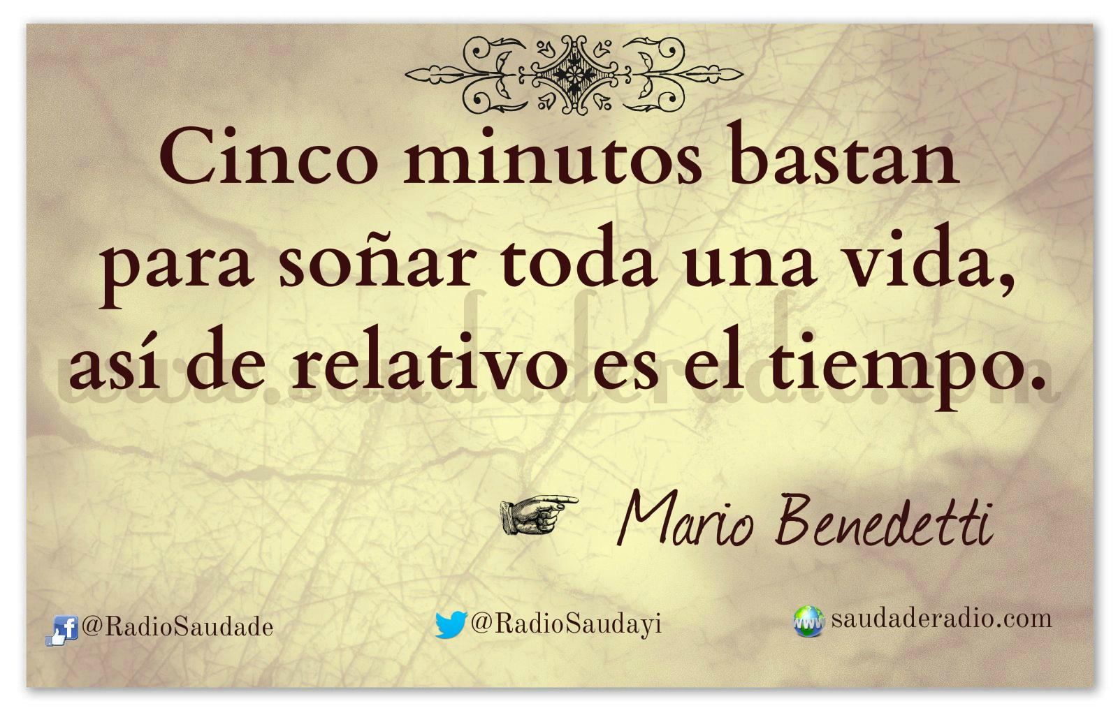 Los Cincos Mario Benedetti