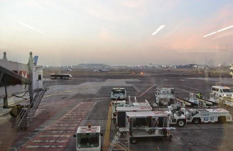 Aeropuerto Benito Juárez