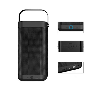 SARDINE A9 BEST BIG BLUETOOTH SPEAKER LOUDEST BLUETOOTH SPEAKER