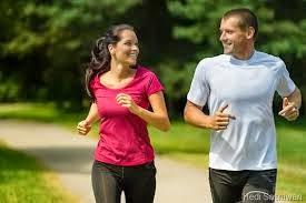 Jogging sama pacar