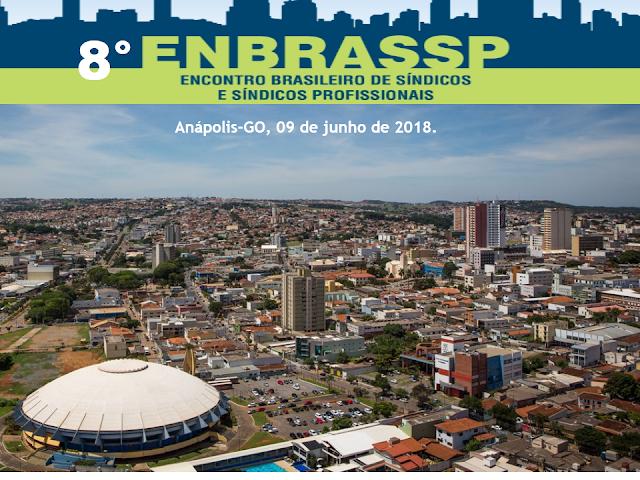 Enbrassp apresentará soluções para a gestão de condomínios em Anápolis-GO